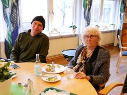 Johan and Brita