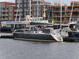 In Scheveningen Marina in the Hague