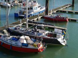 RAN Sailing Dieppe