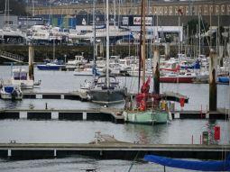 RAN Sailing Cherbourg