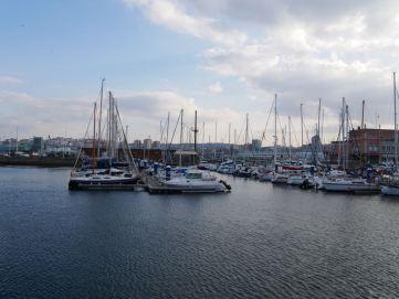 RAN Sailing A Coruna