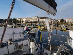 RAN Sailing Muxia