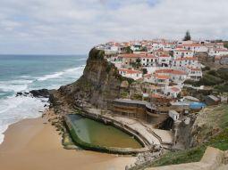 A beautiful little town north of Cabo da Roca