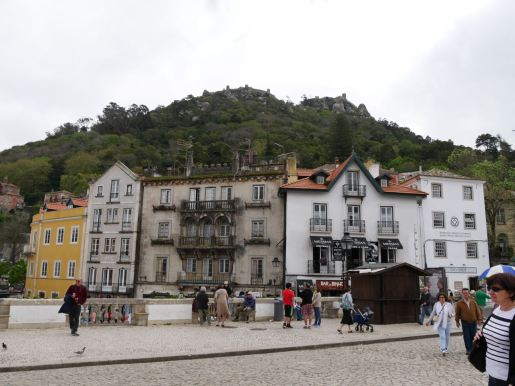 The village of Sintra