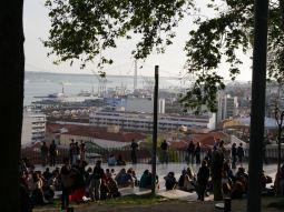 RAN Sailing Lisbon
