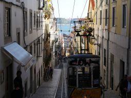 The picturesque tram