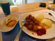 Swedish meat balls, nam nam