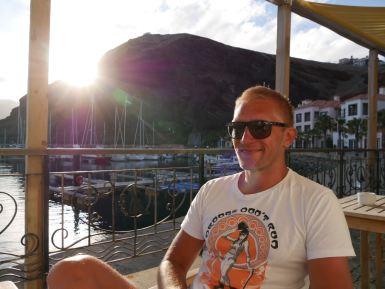 RAN Sailing Madeira