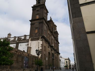 The old church in Triana