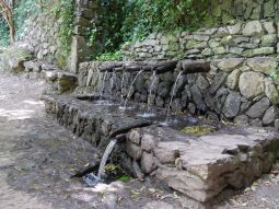 The springs in Chorros de Epina