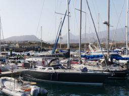 RAN in the marina