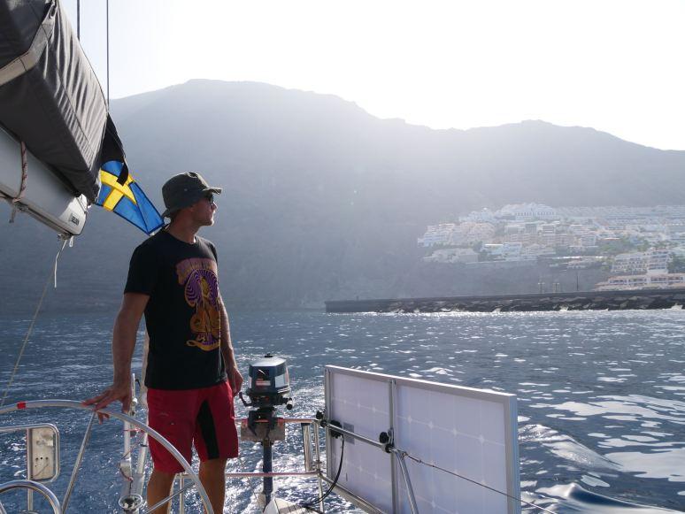Bye bye Tenerife!