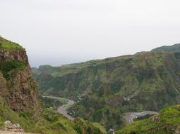 The valley of Paúl