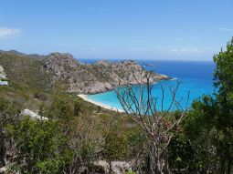 So many beautiful beaches on the island.