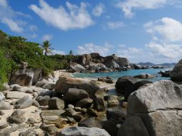The Baths - Virgin Gorda.